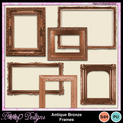Antique-bronze-frames_p1