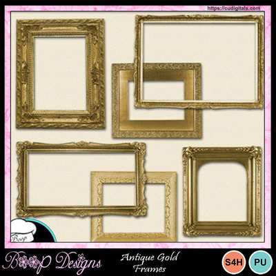 Antique-gold-frames_p1