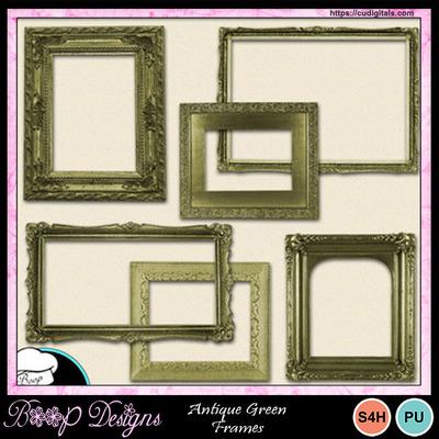 Antique-green-frames_p1