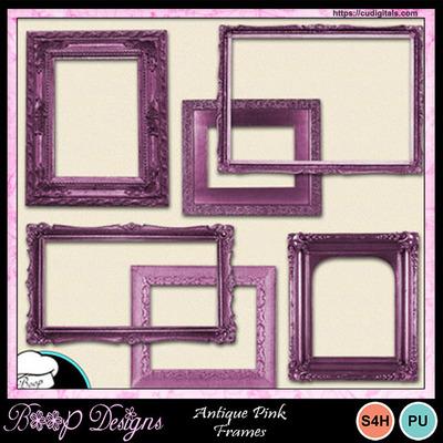 Antique-pink-frames_p1