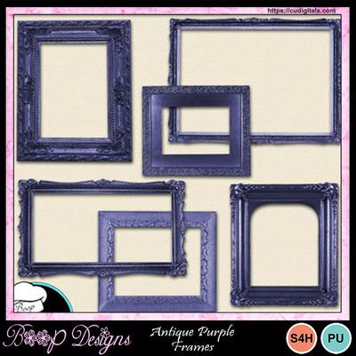 Antique-purple-frames_p1