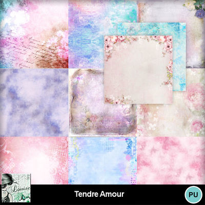 Louisel_tendre_amour_papiers1_preview