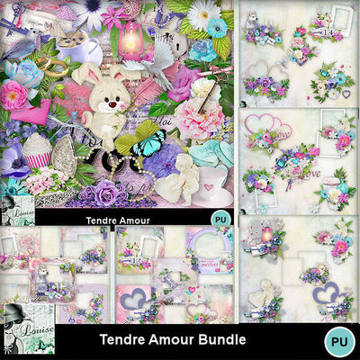 Louisel_tendre_amour_pack_preview