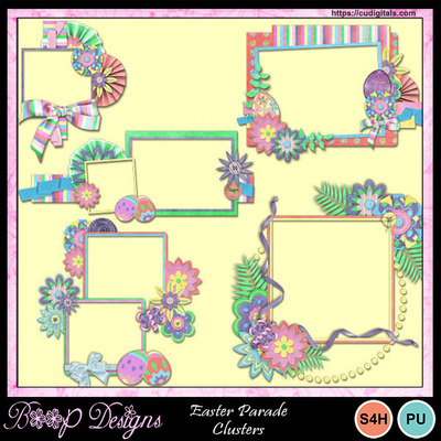 Easter-parade_clusters_p
