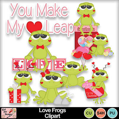 Love_frogs_clipart_preview