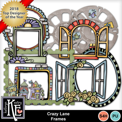 Crazylaneframes01