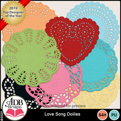 Lovesong_doilies