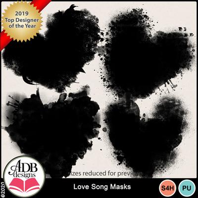 Lovesong_masks