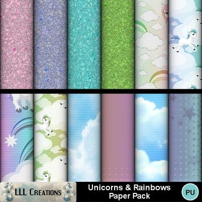 Unicorns___rainbows_paper_pack-01