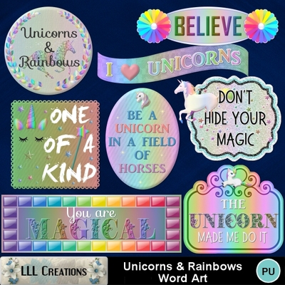 Unicorns___rainbows_word_art-01