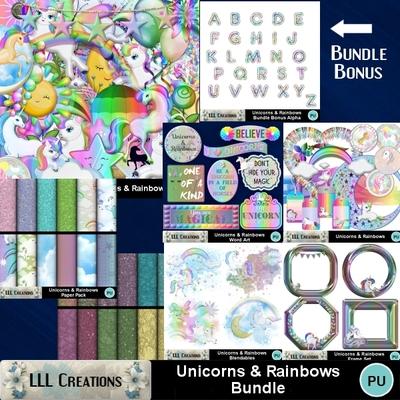 Unicorns___rainbows_bundle-01