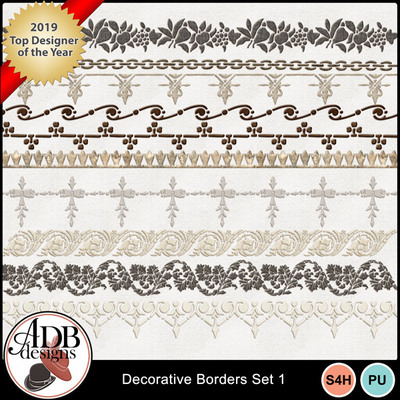 Decorationborders_set01