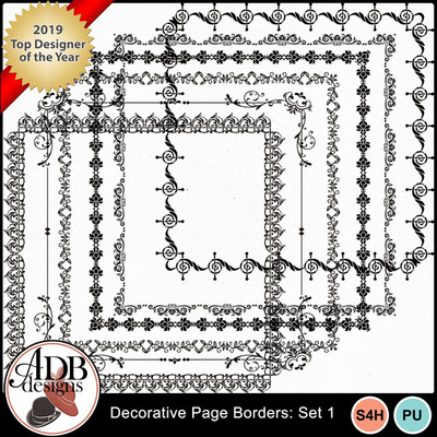 Decorative-pageborders_set01