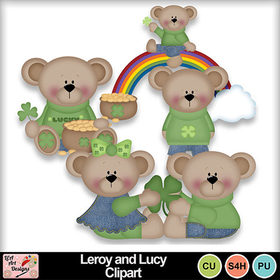 Leroy_and_lucy_clipart_preview