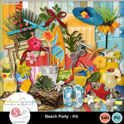 Beachpartykit