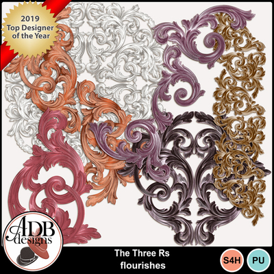 The_three_rs_flourishes