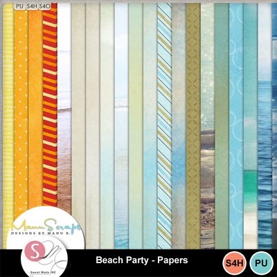 Beachpartypapers
