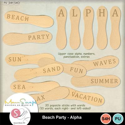 Beachpartyalpha