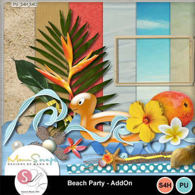 Beachpartyaddon