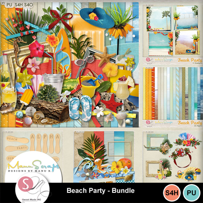 Beachpartybundle