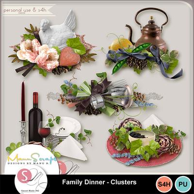 Familydinner-clusters