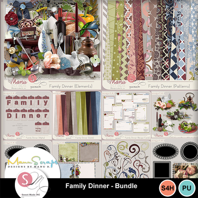 Familydinner-bundle