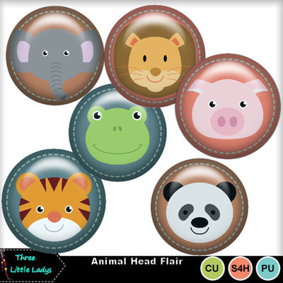 Animal_head_flairs