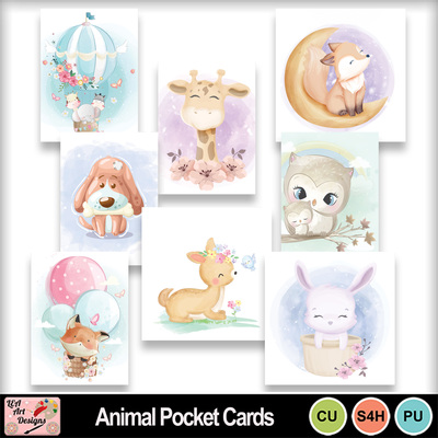 Animal_pocket_cards_preview