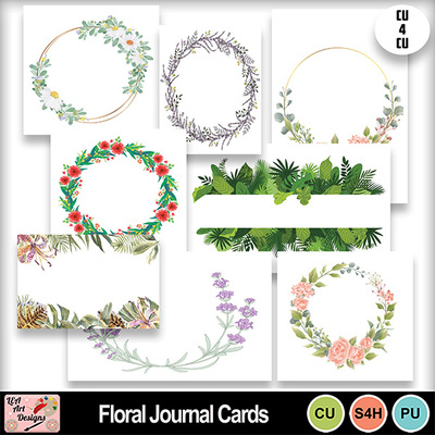 Floral_journal_cards_preview