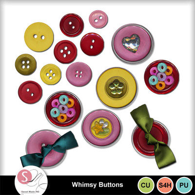 Whimsybuttons