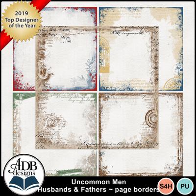 Uncommon_men_hf_pg_bord