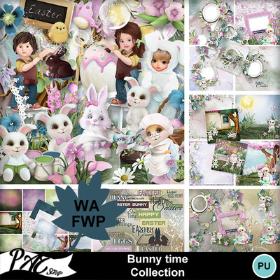 Patsscrap_bunny_time_pv_collection