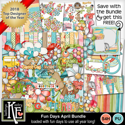 Fundaysaprilbundle