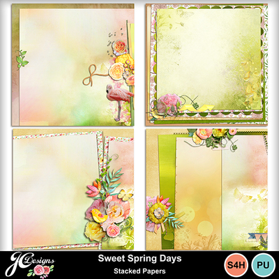 Sweet-spring-days-stacked-papers