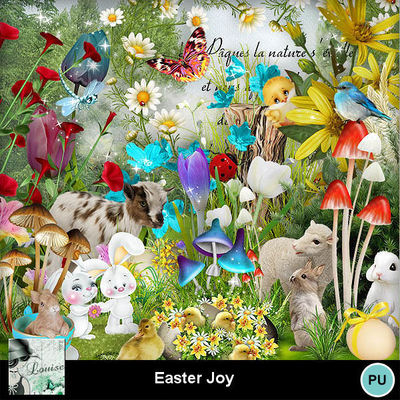 Louisel_easter_joy_preview