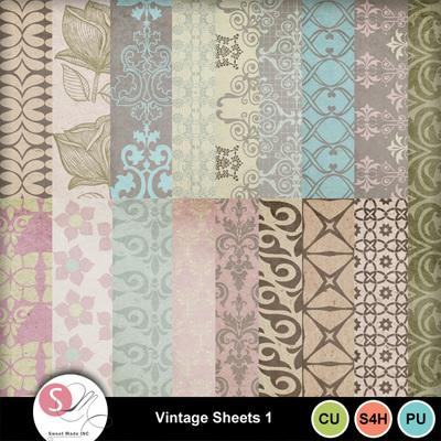 Vintagesheets