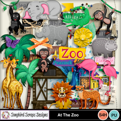 At_the_zoo_embellishments