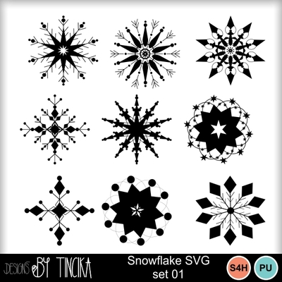Snowflake_svg_set_01