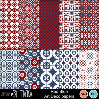 Red_white_blue_art_deco_digital_paper_mms