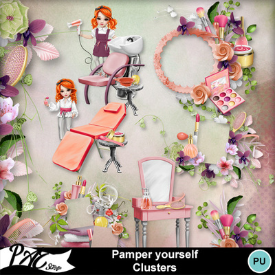 Patsscrap_pamper_yourself_pv_clusters