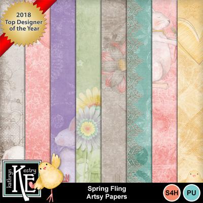 Springflingartsypapers