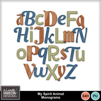 Aimeeh_myspiritanimal_monograms