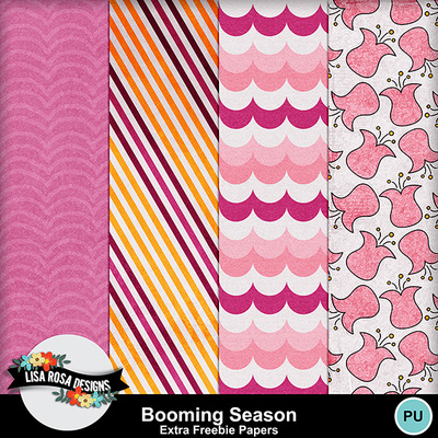 Lisarosadesigns_boomingseasonfreebiepapers