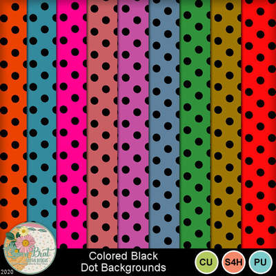 Coloredblackdots
