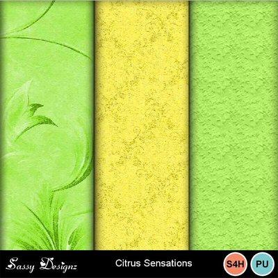 Citrussensations