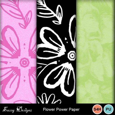 Flowerpowerpaper