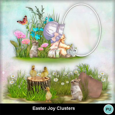 Louisel_easter_joy_cluster_pv