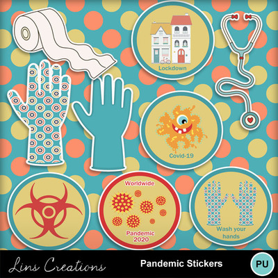 Pandemicstickers