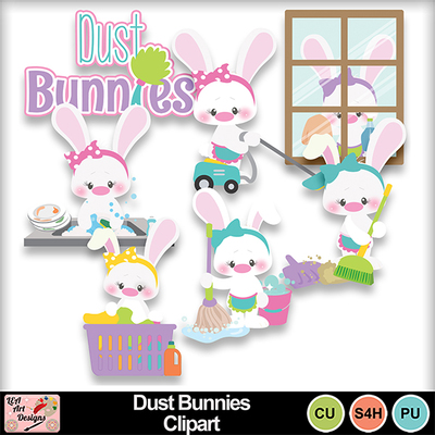 Dust_bunnies_clipart_preview