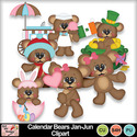 Calendar_bears_jan-jun_clipart_preview_small